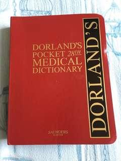 Dorlands medical dictionary 28th edition