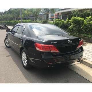 正2011年 小改款 Camry 2.4E 保證實車實價只要27.8萬 非自售 一手車 實車實價 貸款找錢 全額貸款