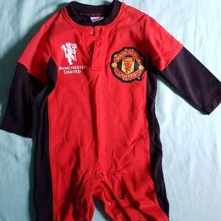 Manchester United baby suite