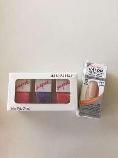 🆕 Nail polish bundle