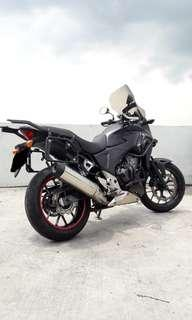 PREOWNED HONDA CB400X FOR SALE - OCT PROMOTION