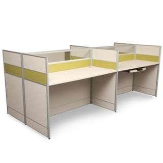 Workstation, Divider, Partition, Worktop - Office Furniture