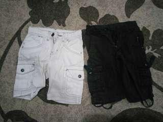 2 shorts for 400