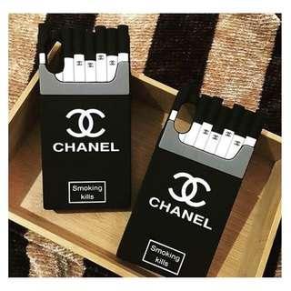 Chanel Cigarette Design Phone Case