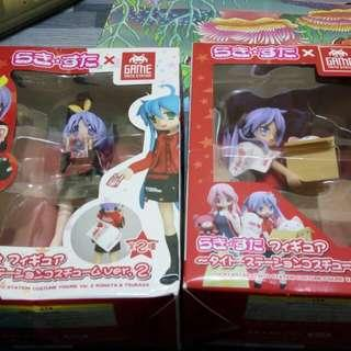 Lucky Star X Taito Game Station Figure
