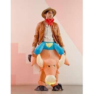Bull Rider Costume (Halloween)