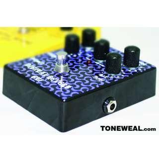 Toneweal guitar effect pedal GT1 - Digital Reverb