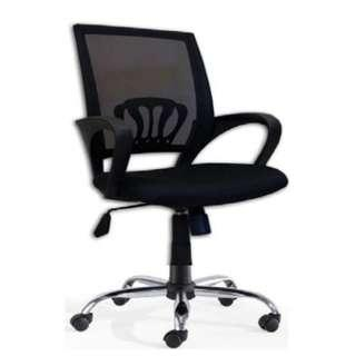 midback mesh chair_office chair_office furniture