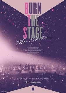 BTS Burn The Stage : The Movie - IOI City Mall