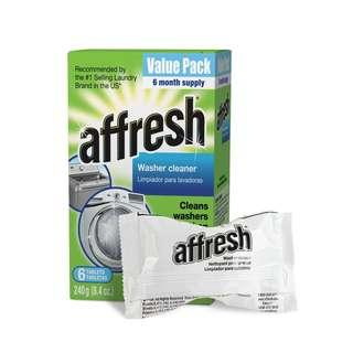 🚚 Affresh - Washing Machine Cleaning Tablet High Efficiency Remove Odours Easy to Use