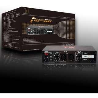 FW-66/96K 6-channel portable FireWire audio interface