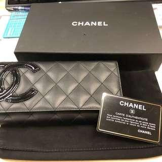 Chanel Cambon Long Wallet