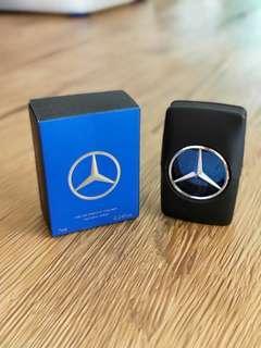 🚚 《低於市價》Mercedes Benz 賓士王者之星男性淡香水 7ml