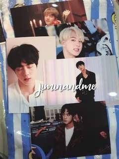 [WTS/RS] BTS 오늘 Exhibition Live Photos