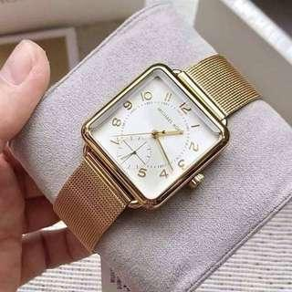 Authentic MK Square Watch from U.S