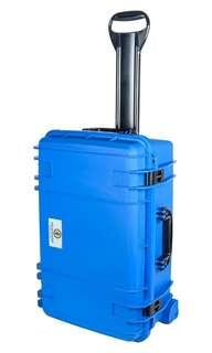 🚚 Seahorse SE-920 Protective Case WITHOUT Foam Blue