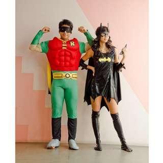 Robin Costume Halloween