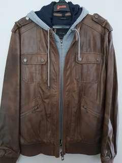 Zara Leather Jacket for men
