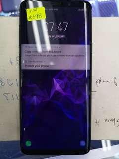 Samsung s9+ black color