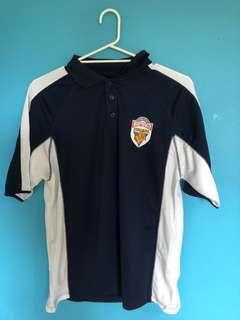 Carlton Midstrength Victorian Bushrangers Cricket Men's Polo
