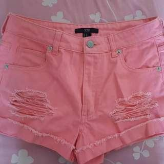 Forever 21 hot pants