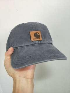 🚚 真品carhartt老帽,極新