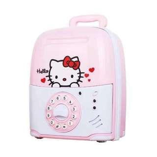 Hello Kitty Saving Box Coin Bank