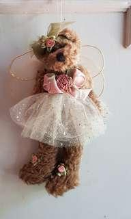 Decorative Fairy Teddy Bear Stuffed Toy