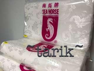 Authentic Brand New Sea Horse Coral Pillow