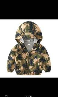 [PO] Boy kids wind breaker