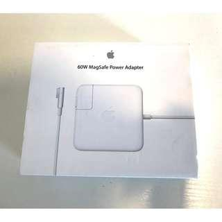 【Original Apple Brand】Apple 60W MagSafe Power Adapter (Used 1 time only)