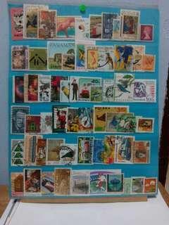 Worldwide Stamps 60pcs Set19