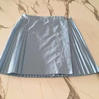 Baby Blue Netball Skirt