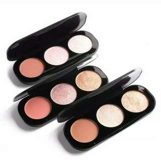 Focallure 3 color blush and highlight