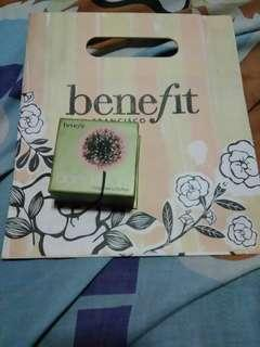BENEFIT Full size Brandnew Blush on in Dandelion Shade