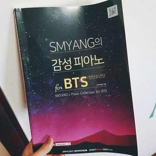 SMYANG Piano Collection Of BTS