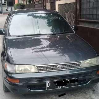 Mobil Corolla Murah