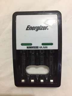 🚚 Energizer電池充電器