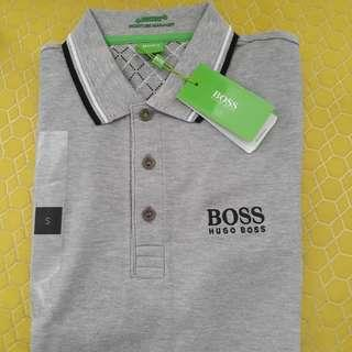 Kaos HUGO BOSS authentik 100% size M , L dan XL