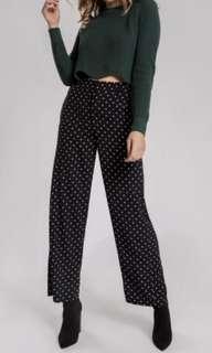 Lulu and Rose polka pants