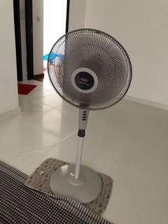 Two Europe Ace Fans for sale in $26(Colette 28th Oct)