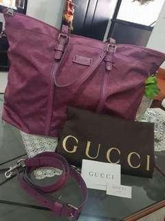 Authentic Gucci Baby bag
