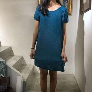 cotton on | t-shirt dress in teal