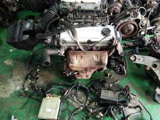 Engine 4g93 soch complit wiring