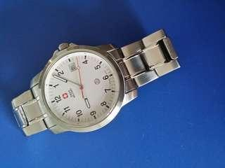 Swiss Military Quartz Watch