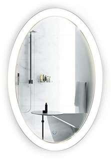 Mirror bathroom antifog LED light