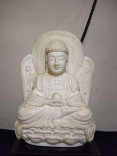 🚚 黃金硨磲佛祖