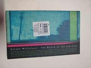 The Ballad of the Sad Cafe by Carson McCullers