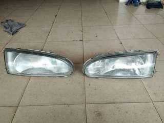 Lampu head lamp bosch