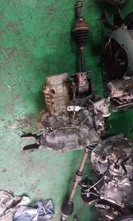 Gearbox mivec ca4a buka dari halfcut